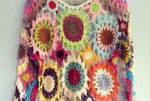 maglia e crochet