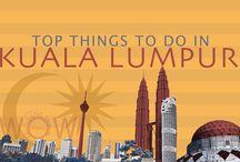 Travel - Kuala Lumpur