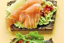 Healthy in-between snack