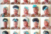 Pañuelos cabeza