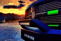 The sun never sets on a Ram truck. #RamCountry (Photo Credit: Jared G.) - photo from ramtrucks