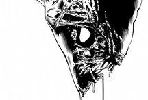 Sketchy / Ink