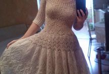 Inspiring knitted Clothing /  Skilled Hands and Art Creating Magic