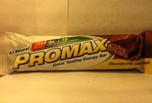 Power/Granola/Protein Bars / by Liliana P. Amshey