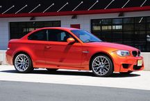 BMW 1 Series / Spirited elegance with sporty character.