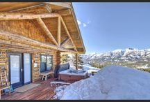 Big Sky Lodging / Great lodging packages! Ski & Stay and summer time deals!