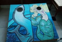 corn hole designs / by Melissa Teaney