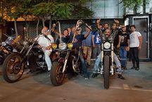 IRAN : motos BMW / La découverte de l'Iran en GS avec T3. Photos © T3 / EMB