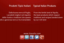 The world of Itavola / Consult our catalog and immediately brings to your home the best products of our land.