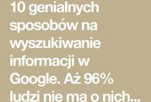 Szukanie w google