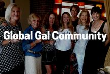Our Community / The true riches of travel are the experiences you have and the people you meet. We celebrate that every day in our Global Gals networks! Come share tips, insights, stories, laughs and friendship with women just like you! Experienced travelers and new. Women near you as well as across the world. All with an adventurous love of travel, and all in a supportive, helpful and fun atmosphere.