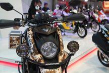 Motorbike Styling Accessories