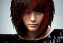 Medium lengths  / Woman's medium length hair cuts