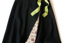 Náměty na šití - sukně