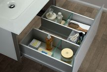 Storage Solutions / Simplify and beautify every day styling tasks.