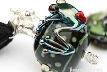 Lampworking Frogs / Frogs