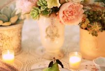 Fab Florals / Wedding Flowers inspiration. #weddingflorals
