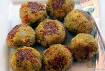 Mat / Kjøttfrie kjøttboller