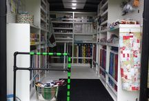 Cow Lick Mobil Fabric Store!! / www.cowlickquilts.com mobile fabric store