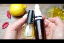 Home Made Hand Care Products