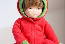 Nähen: Puppenkleidung