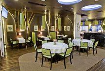 Restaurant Etno / Restaurant Etno design interior projektowanie wnętrz