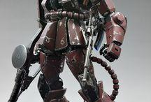 Modelling - Gunpla & Gundam