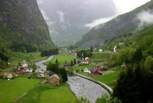 Travel Images - Norway