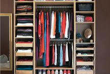 Wardrobes for tight spaces