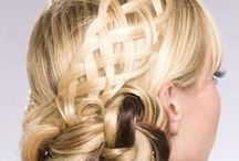 Hairstyles / by Dominique Scarano