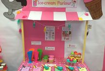 Ice Cream Parlour Role Play