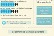 Local Marketing / There are many local customers in your local area searching for local businesses like yours who can provide them with what they want. Although local searches are much lower than non-geographic searches, the local search users are often more ready to buy prospects. Rapid Boost Marketing - Providing Digital Marketing and Social Media services in Toronto, Vancouver, Calgary, Edmonton and across Canada.