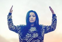 HONEY COCAINE! ❤️ / Biggest fan of this chick, She's dope & so is her music.  - HoneyCocaineFanForLife