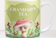 Personalised Mugs & Tea Cups