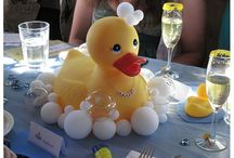 Ducky Baby Shower