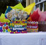 Birthday Bouquets / What sweeter way to say Happy Birthday than with a cookie bouquet?!