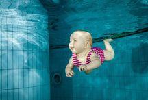 Децата и водата