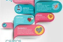 Infografías y más