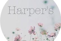 Harper's Events