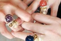 Rings / Custom Cluster Rings