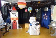S.Kamp: Reis naar de ruimte