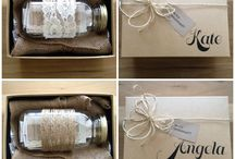Bridesmaid Ideas and Gifts