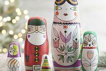 Nesting dolls / by Sue Garner
