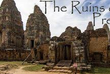 Cambodia & Vietnam / Travel in Cambodia and Vietnam