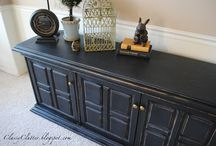 Furniture Makeovers / by Laura Ver Mulm
