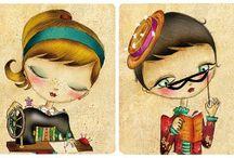 Ilustrations Love
