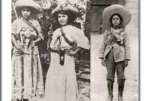 Revolution mexicaine / Revolución mexicana / Heroes de la revolucion, des héros de la revolution mexicaine