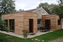 Extension M / Rénovation complète et extension d'une maison individuelle
