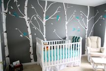 Baby Room / by Amber Lipscomb
