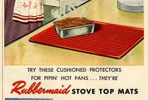 Vintage Kitchen Ads